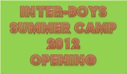 Inter-Boys Summer Camp 2012 Opening Video