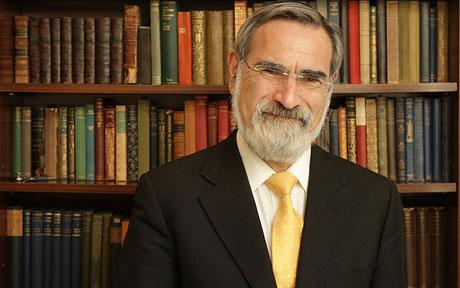 Message from Rabbi Lord Sacks