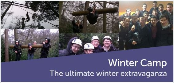 Winter Camp 2015 – The ultimate winter extravaganza